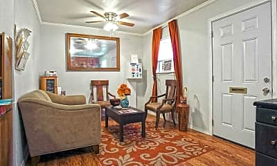 Leasing Office, Midwest Manor, 1