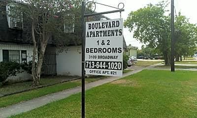 Boulevard (Tx), 1