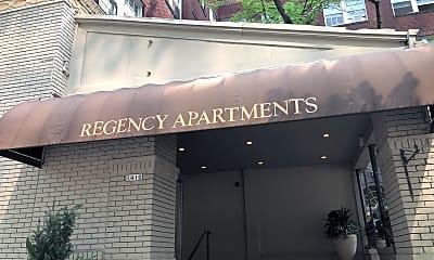 Regency Apartments, 1