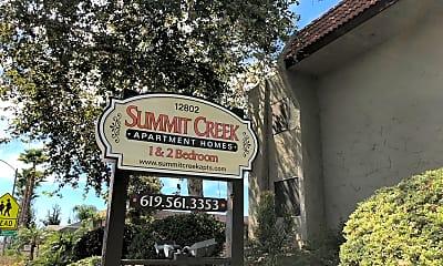 Summit Creek Apartments, 1
