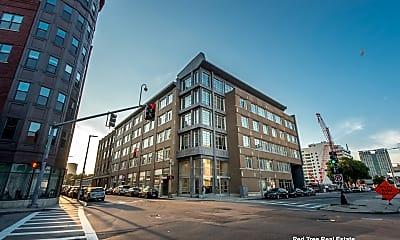 Building, 160 E Berkeley St, 0