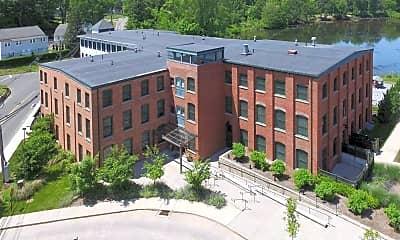 Building, Addison Mill Loft Apartments, 1