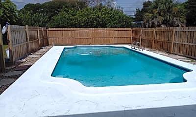 Pool, 1009 Mercury Ln, 1