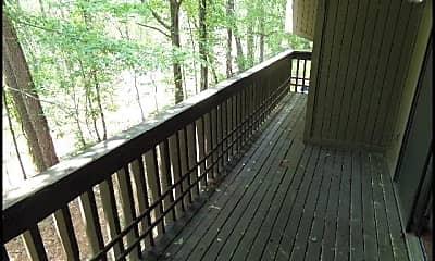 Patio / Deck, 510 Green Mountain Dr, 2