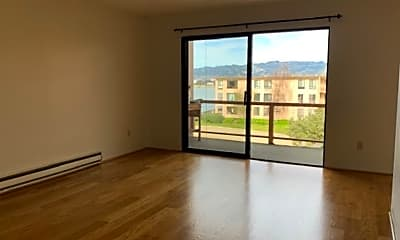 Living Room, 8 Admiral Drive #327, 1