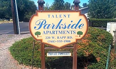 Talent Parkside Apartments, 1