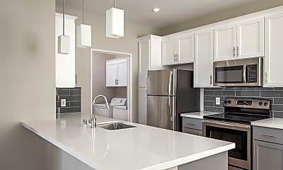 Kitchen, Saybrook Pointe Apartment Homes, 1