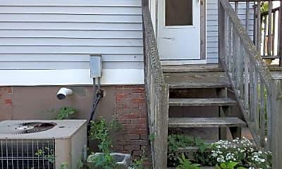 Patio / Deck, 405 N 31st St, 2