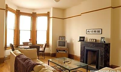 Living Room, 2058 N Cleveland Ave, 0