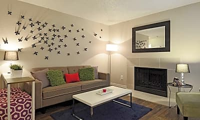 Living Room, The Violet, 1