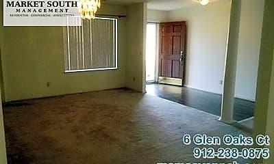 Living Room, 6 Glen Oaks Ct, 1