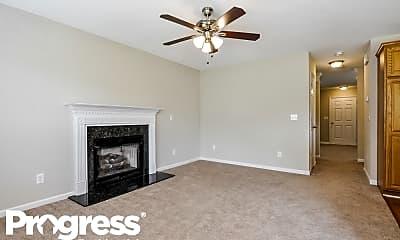 Living Room, 3917 Apperson Dr, 1