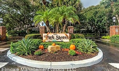 Community Signage, 131 Park Shores Cir, 1