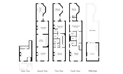 Building, 112 E 35th St, 2