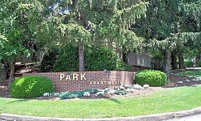 Building, Park Apartments, 1