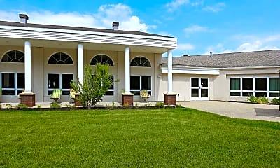 Building, Vinecroft Retirement Community, 0