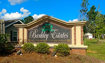Barkley Estates, 1