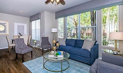 Living Room, Summit At Sunridge, 0
