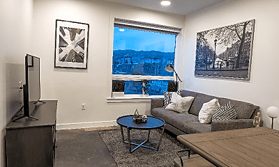 Living Room, 385 S 400 E, 0