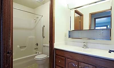 Bathroom, Park North, 2