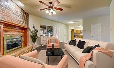 Living Room, 8909 Barton Creek Dr, 1