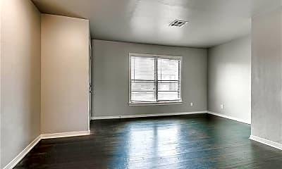 Living Room, 1221 N Blackwelder Ave 9, 1