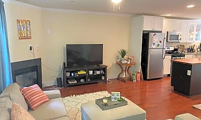 Living Room, 206 Shawmont Ave, 1