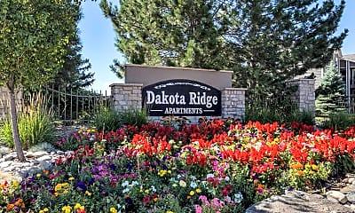 Community Signage, Dakota Ridge, 2