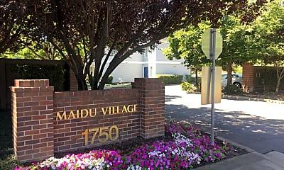 Maidu Village I, 1