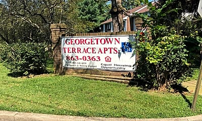Georgetown Terrace Apartments, Phase I, 1