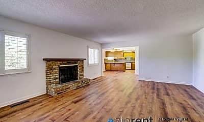 Living Room, 3901 Rimrock Drive, 0