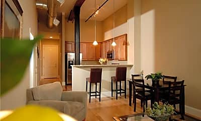 Dining Room, 12 Eagle St 156, 0