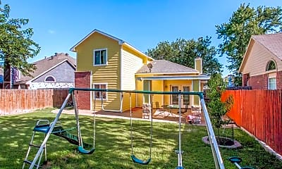 Playground, 5516 Stone Meadow Ln, 1
