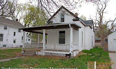 Building, 3209 S St, 2