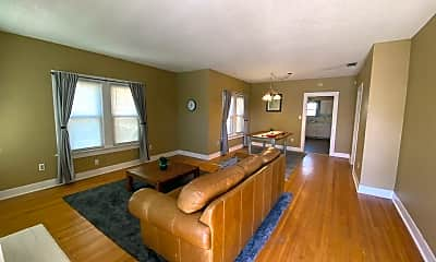 Living Room, 2606 22nd St, 1