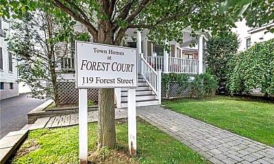 Community Signage, 119 Forest St 2, 0