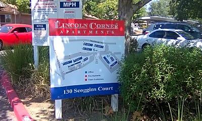 Lincoln Corner Senior, 1