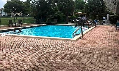 Pool, 900 NE 195th St 510, 2