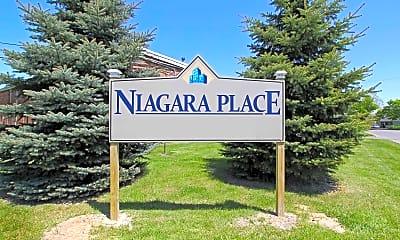 Community Signage, Niagara Place, 1