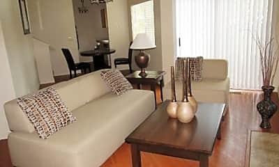 Living Room, Willow Creek Villas, 2