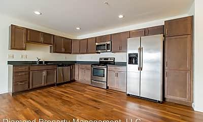 Kitchen, 1775 Park Avenue, 1