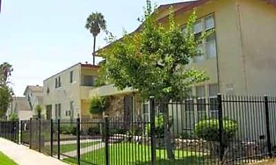 Osage Avenue Apartments, 2