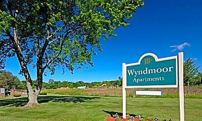 Community Signage, Wyndmoor Apartments, 2