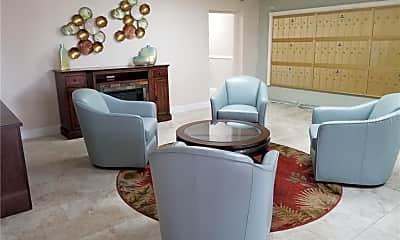 Living Room, 1270 Gulf Blvd 302, 2