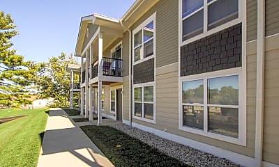Building, Trent Village Senior Apartments, 1
