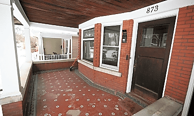 Patio / Deck, 873 Laurel Ave, 2