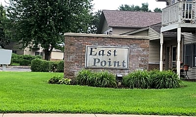 East Point Apartments, 1