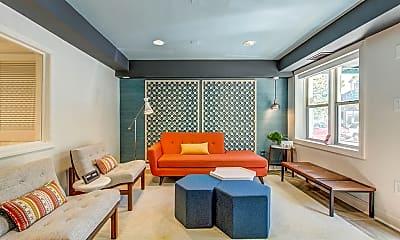 Living Room, Park Georgetown, 1