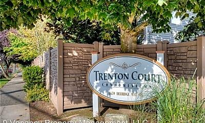 Community Signage, 8659 Delridge Way SW, 2