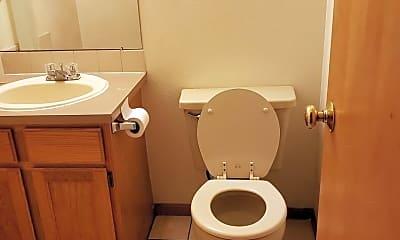 Bathroom, 3131 Bell Dr, 1